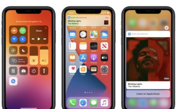 Apple Adds Shazam to Control Center in iOS 14.2 Beta