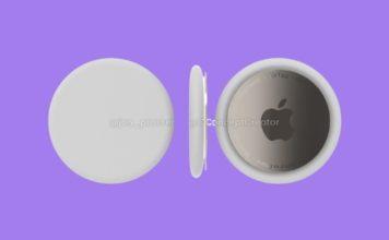 Apple AirTags Design revealed