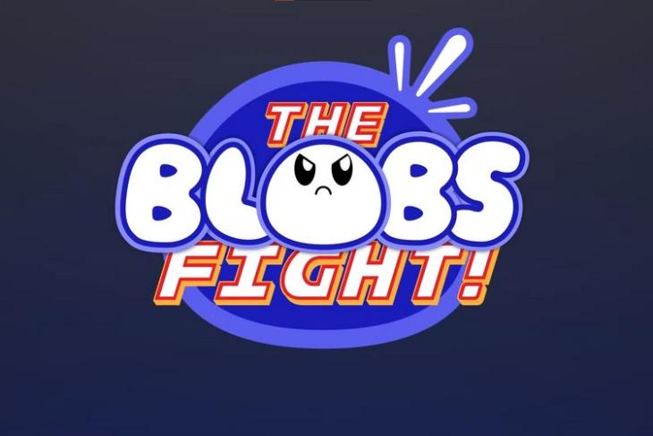 Blobs fight game feat.