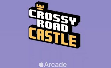 Crossy Road castle feat.