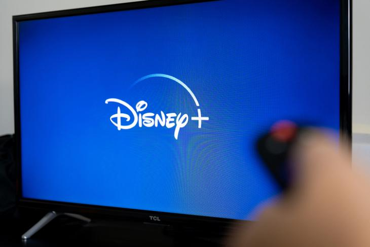 Disney plus watch party feat.