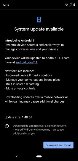 [UPDATE] Android 11 Rollout for Pixel Phones Delayed in India; How to Get the Update Now