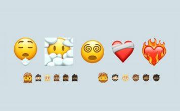 Emoji 13.1 new emojis feat.