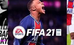 FIFA 21 website