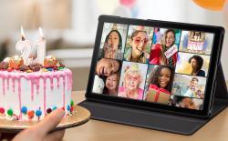 Galaxy Tab A7 website