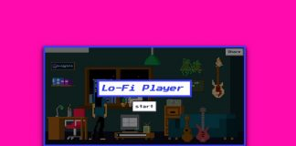 Google Lo-fi player feat.