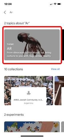 Google arts and culture 7