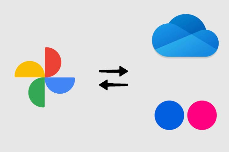 How to Export Google Photos to OneDrive and Flickr in One Click