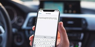 How to Set Do Not Disturb Auto-Reply Message on iPhone