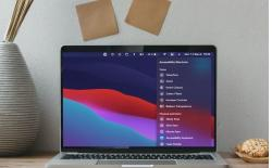 How to Show Accessibility Shortcuts in Menu Bar and Control Center in macOS Big Sur