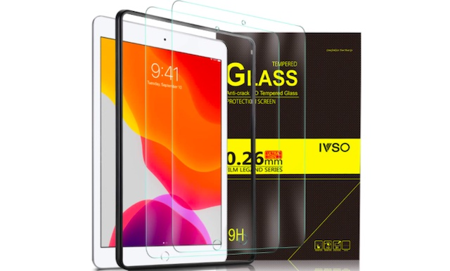 IVSO [2 Pack] Screen Protector for iPad 10.2