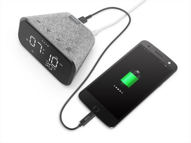 Lenovo smart clock essential 2