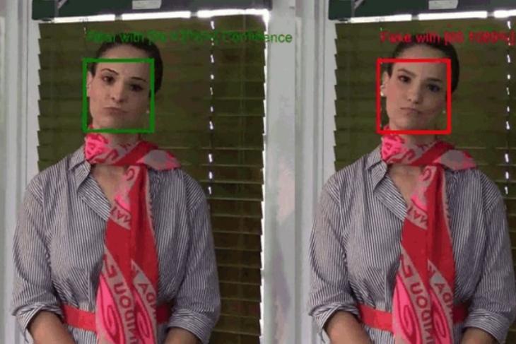 Microsoft video authenticator feat.