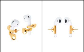 Misho aripods earrings feat.