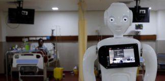 Mitra robot feat.