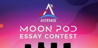 Moon pod contest NASA feat.