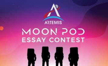 Moon pod contest NASA feat.