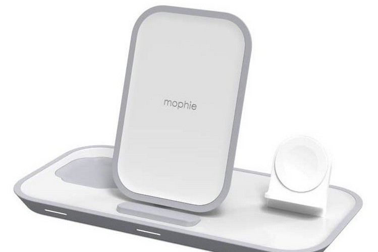 Mophie Introduces New 3 In 1 Wireless Charging Stations Are Very Cool Creators of the original juice pack battery case. 1 wireless charging stations are very cool