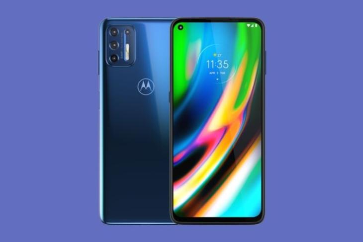 Moto G9 renders and specs leaked