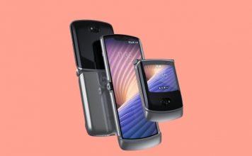 Moto Razr 5G launched