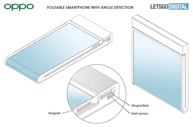 Oppo foldable patent 2
