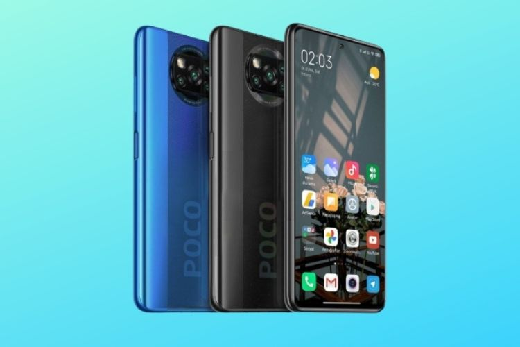 Poco X3 hands-on video surfaces online