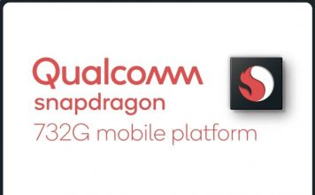 Qualcomm Snapdragon 732G announced