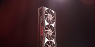 Radeon RX 6000 Big Navi website