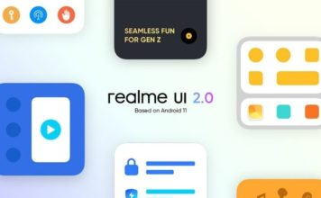 Realme UI 2.0 based on Android 11 India unveil