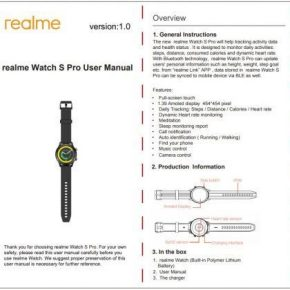 Realme-Watch-S-Pro-User-Manual-452x420