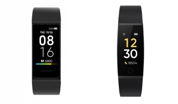 Redmi Smart band vs Realme Band