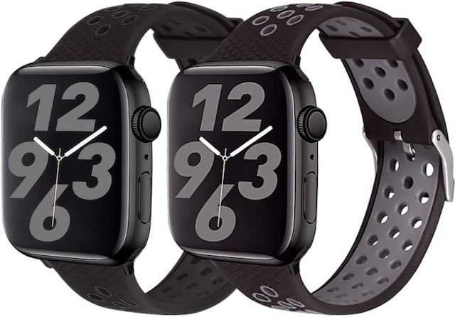 SKYLET Sport Bands Compatible with Apple Watch Series 6