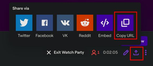 Host an Online Movie Party on Twitch
