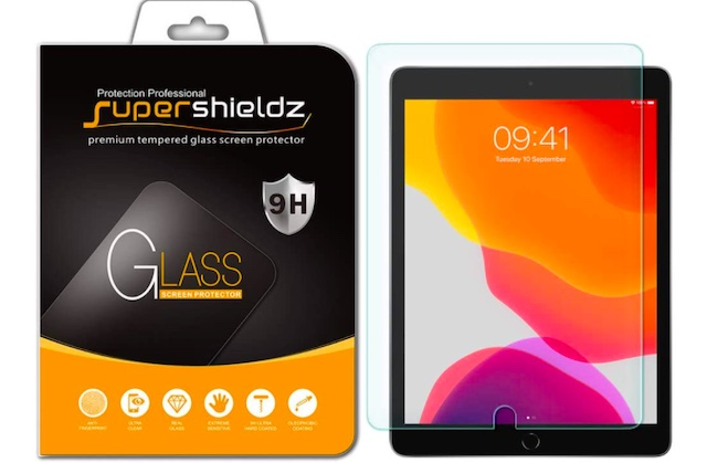 Supershieldz for Apple New iPad 10.2 inch