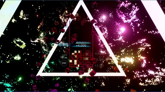 Tetris Effect Connecte zone battle