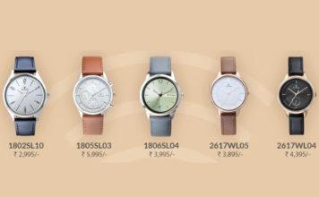 Titan Pay Watches