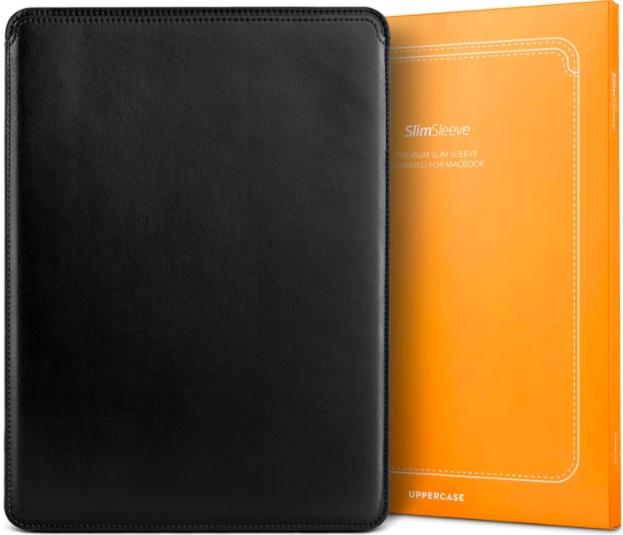 UPPERCASE SlimSleeve Premium Vegan Leather Sleeve
