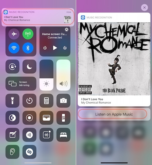 Use Music Recognition to Identify Songs in iOS 14.2
