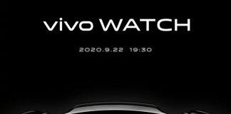 Vivo Watch teaser