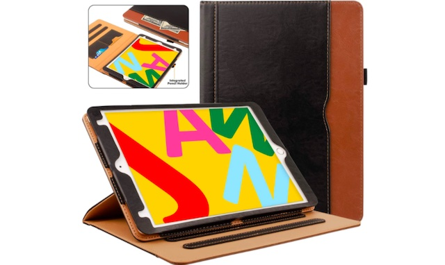 ZoneFoker New iPad 8th Generation Case (10.2-inch
