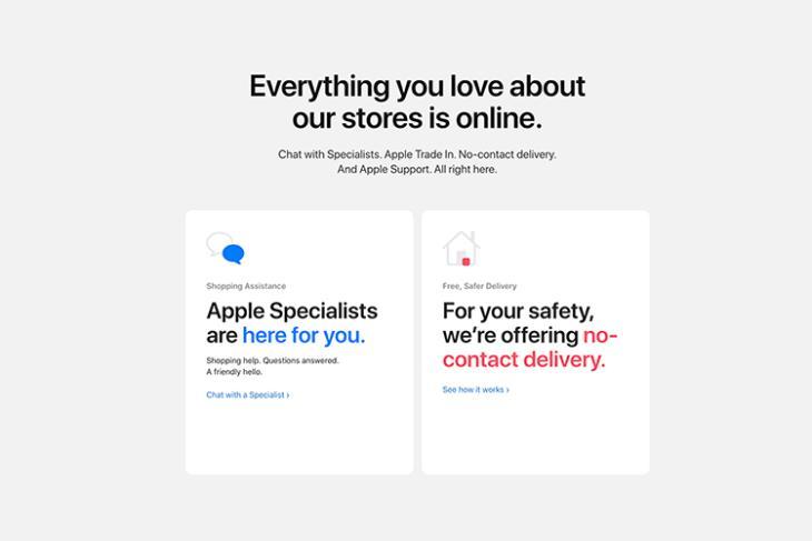 apple online store_