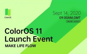 coloros 11 launch date