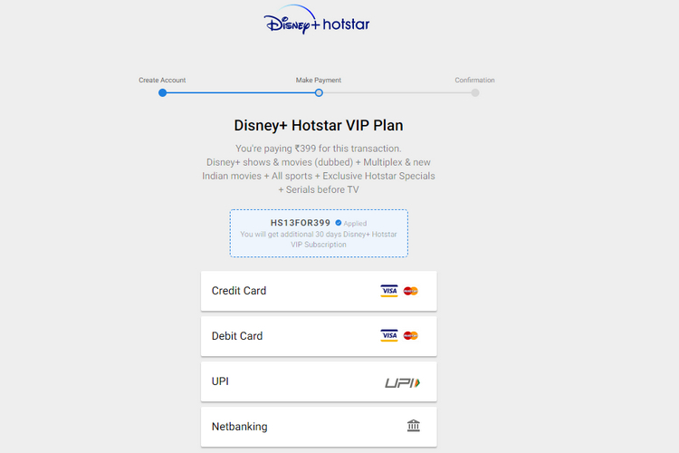 How to watch IPL 2020 on Disney+ Hotstar VIP without subscription?