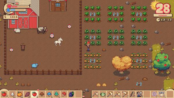 4. Fantasy Farming: Orange Season