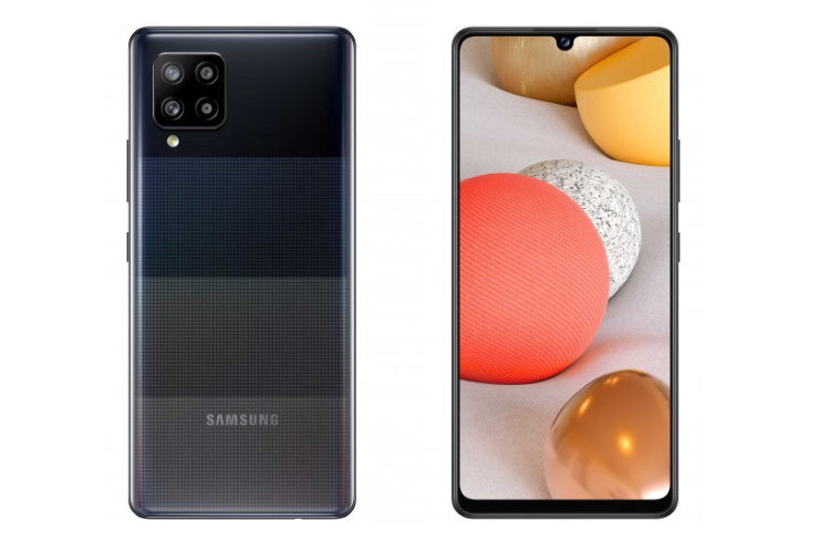galaxy A42 5G launched