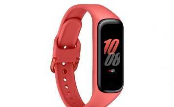 galaxy fit 2 launched