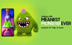 galaxy m51 india launch date