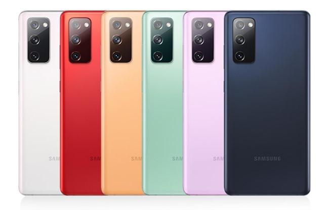 galaxy s20 fe color variants
