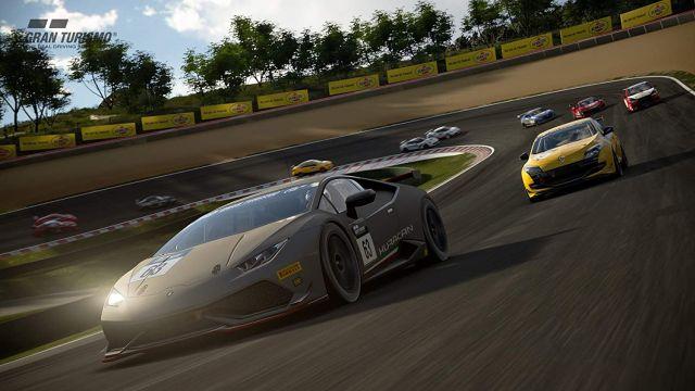 16. GT Sport