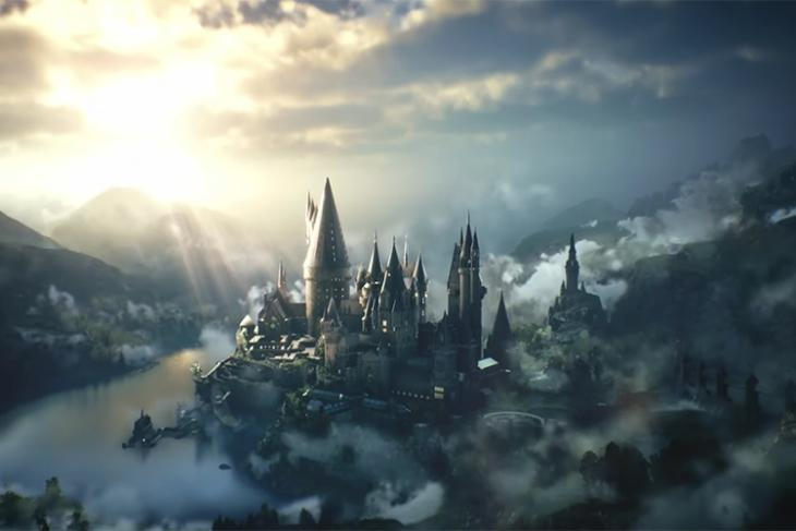 hogwarts legacy game featured